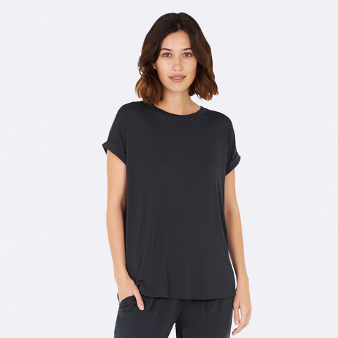 Boody Downtime Lounge Top Storm Medium