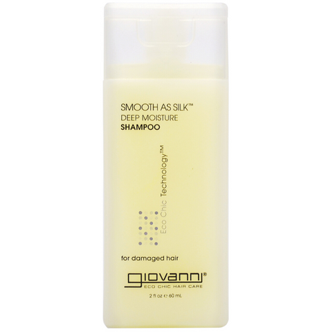 Giovanni Smooth As Silk Deep Moisture Shampoo 60ml