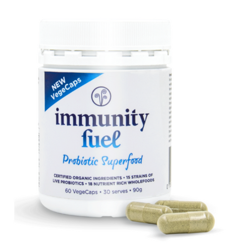 Immunity Fuel Probiotic Superfood 60caps
