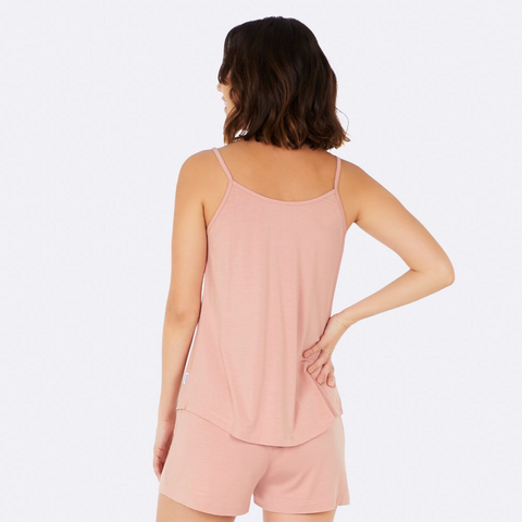 Boody Goodnight Sleep Cami Dusky Pink XS