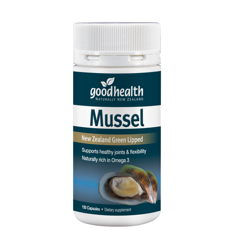 Good Health Mussel 150caps