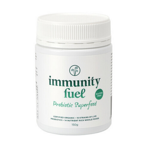 Immunity Fuel Probiotic Superfood Powder Gluten Free 150g