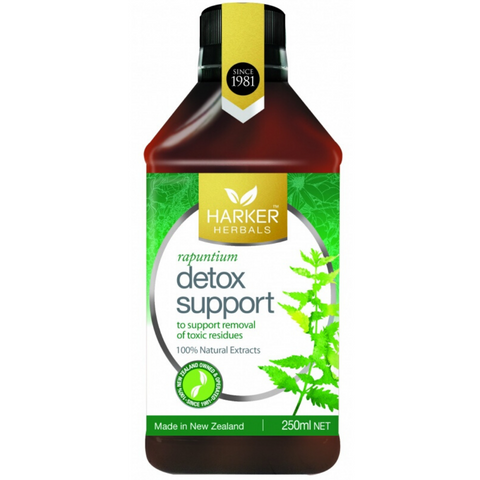 Harker Detox Support 250ml
