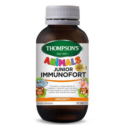 Thompson's Junior Immunofort 90tabs