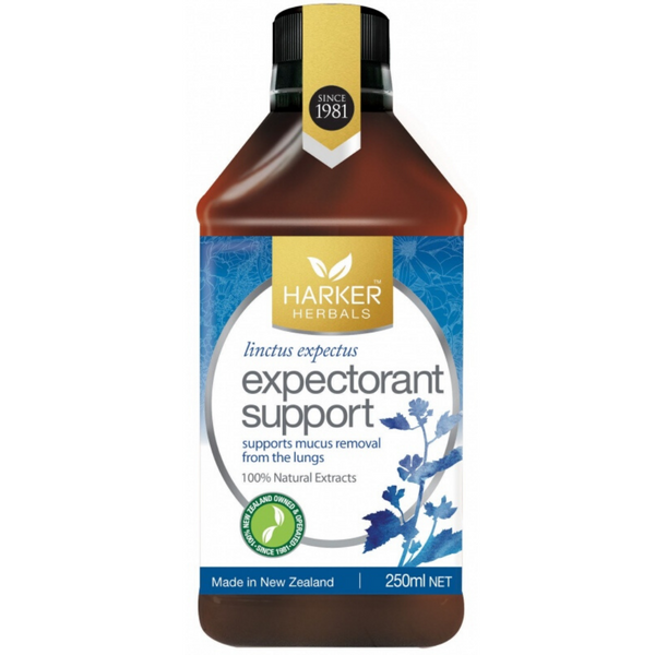 Harker Expectorant Support 250ml