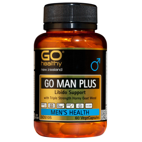 Go Man Plus Libido 60caps