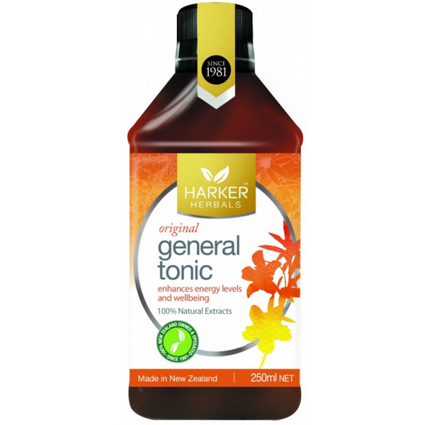 Harker General Tonic 250ml