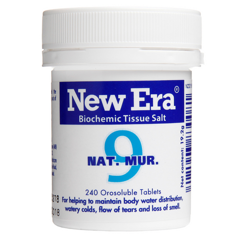 New Era No.9 Nat Mur 240tabs
