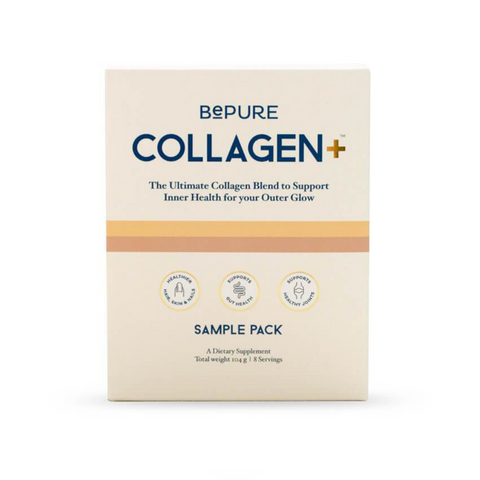 BePure Collagen+ Sample Box 104g 8 Servings
