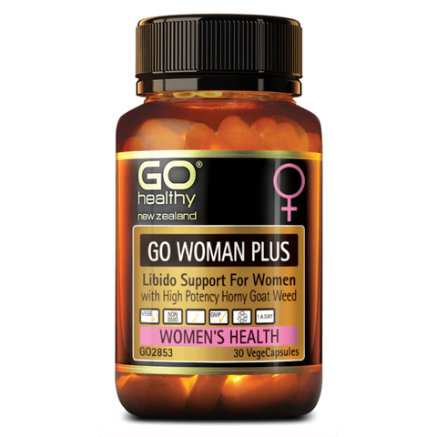 Go Woman Plus Libido 30caps