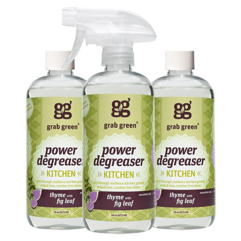 Grab Green Power Degreaser Thyme & Fig 473ml