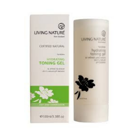 Living Nature Hydrating Toning Gel 100ml