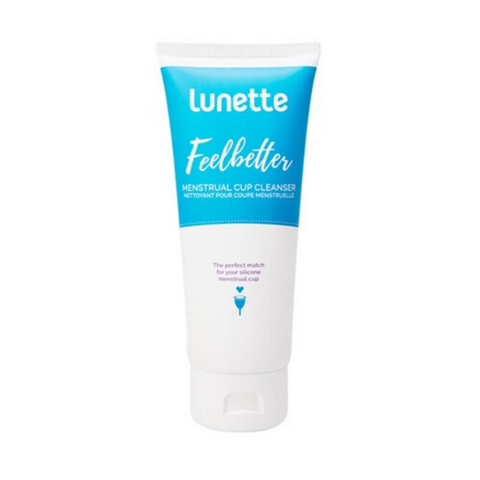 Lunette Feel Better Menstrual Cup Cleanser 150ml