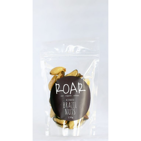 Roar Activated Brazil Nuts Organic 150g