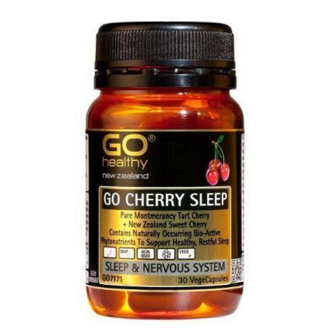 Go Cherry Sleep 30caps