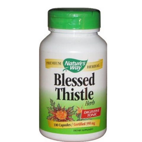 Nature's Way Blessed Thistle 100caps