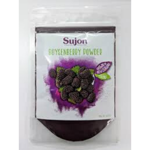 Sujon Boysenberry Freeze Dried Powder 100g