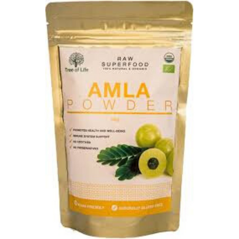 Tree of Life Amla Powder 150g