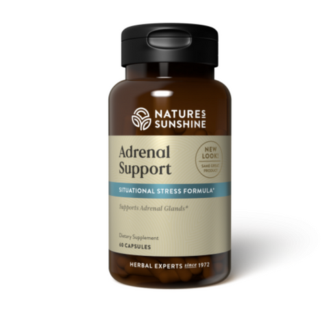 Nature's Sunshine Adrenal Support 60caps