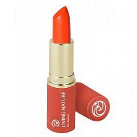 Living Nature Lipstick Electric Coral #15