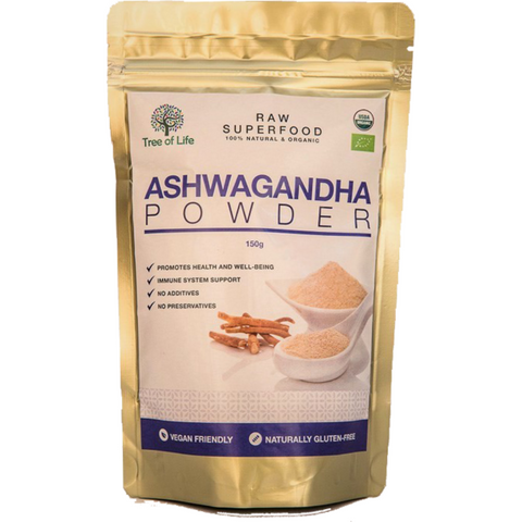 Tree of Life Ashwagandha Powder 150g