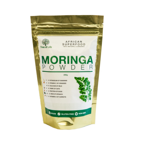 Tree of Life Moringa Powder 200g
