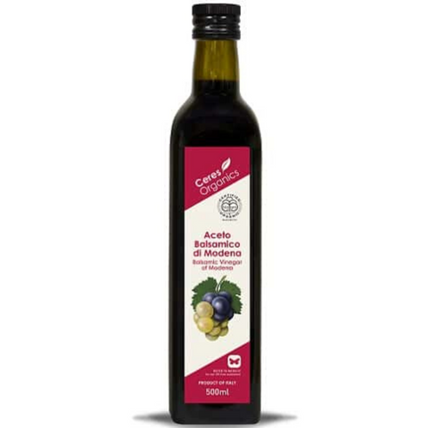 Ceres Balsamic Vinegar Organic 500ml