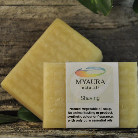 Myaura Shaving Soap