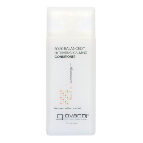 Giovanni 50:50 Balanced Hydrating Calming Conditioner 60ml