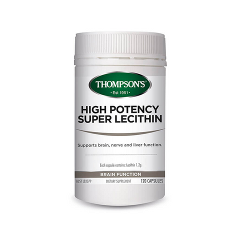 Thompson's Super Lecithin 200caps
