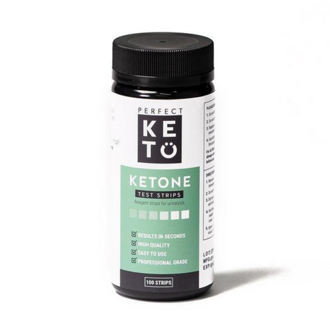 Perfect Ketone Testing Strips 100 Pack