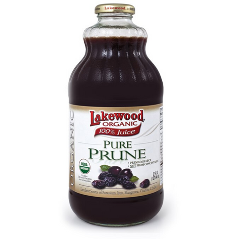 Lakewood Organic Pure Prune Juice 946ml