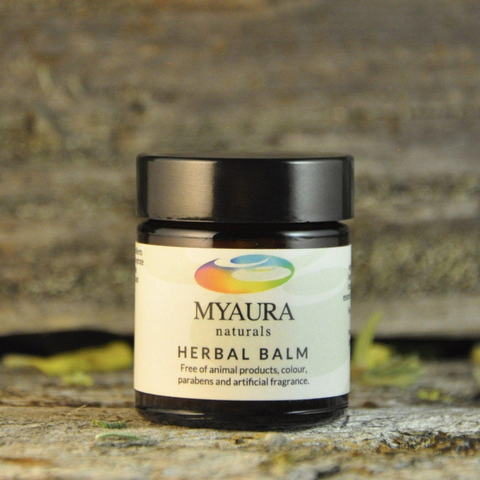 Myaura Herbal Balm 60ml