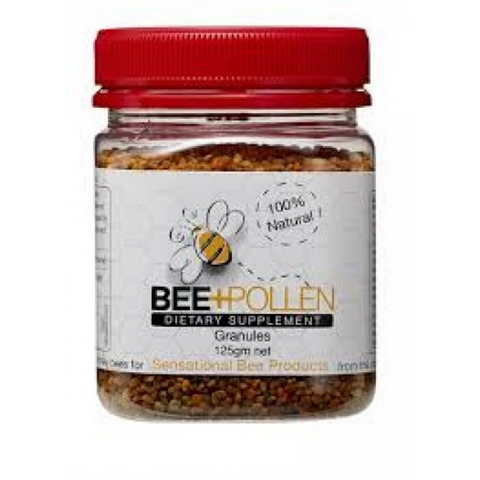 Sensational Bee Products Bee Pollen 125g