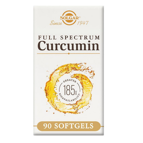 Solgar Full Spectrum Curcumin 90caps