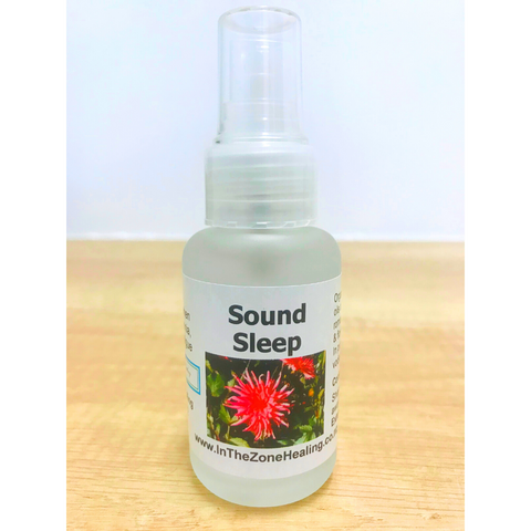 In The Zone Sound Sleep Spray 50ml