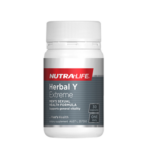Nutralife Herbal Y Extreme 30tabs