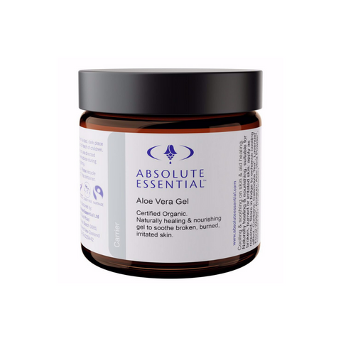 Absolute Essential Aloe Vera Gel Organic 100g