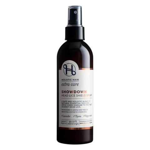 Holistic Hair Showdown Head Lice Shield Spray 250ml
