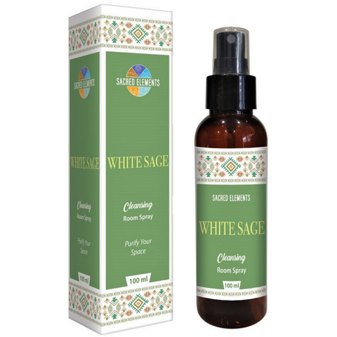 Sacred Elements White Sage Room Spray 100ml