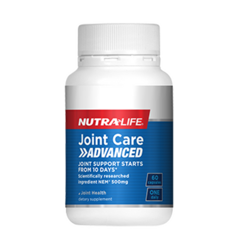 Nutralife Joint Care Advanced NEM 60caps