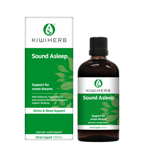 Kiwiherb Sound Asleep 100ml