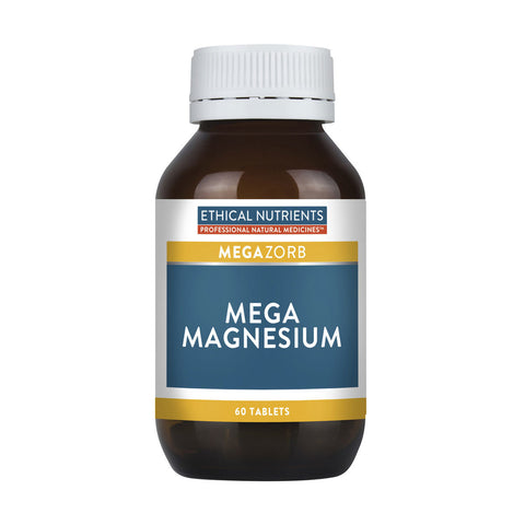 Ethical Nutrients Mega Magnesium 60tabs
