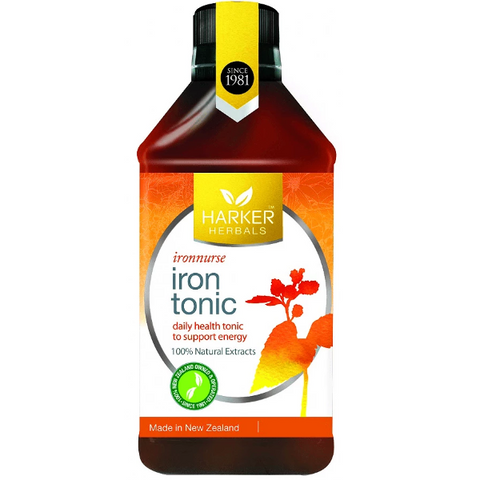 Harker Iron Tonic 500ml