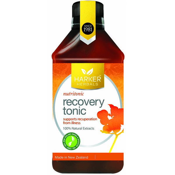 Harker Recovery Tonic 500ml