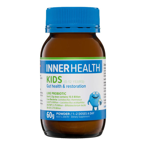 Ethical Nutrients Inner Health Kids Powder 60g