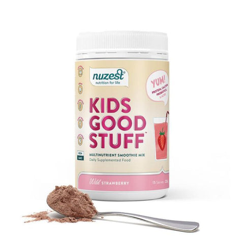 Nuzest Kids GS Wild Strawberry 225g