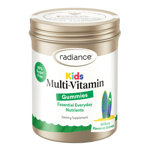 Radiance Kids Multi-Vitamin Gummies Berry 60