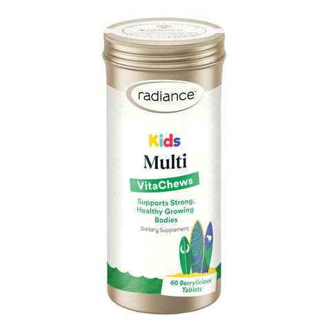 Radiance Kids Multi VitaChews Berry 60tabs