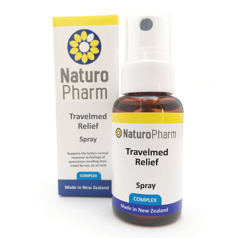 Naturo Pharm Travelmed Spray 25ml
